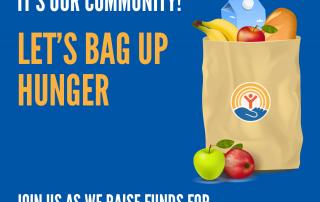Howard Bag Up Hunger